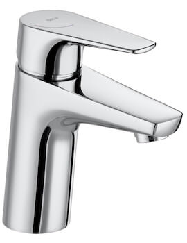 Atlas Basin Mixer Tap With Smooth Body
