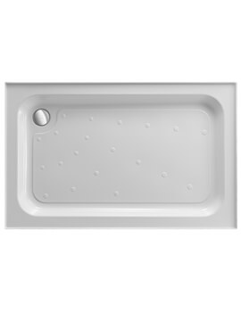 Just Trays JTUltracast 4 Upstand Rectangular Tray
