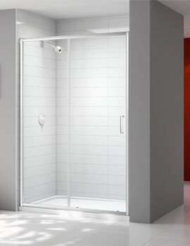 Merlyn Ionic Express 6mm Glass Sliding Door 1900mm Height