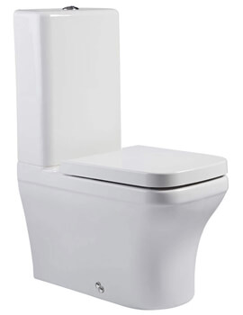 Cover Close Coupled Toilet