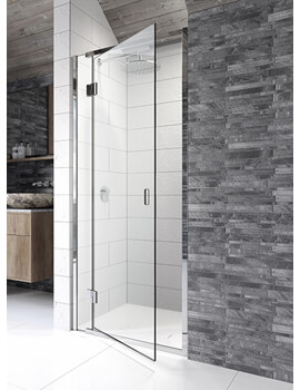 Kudos Pinnacle8 2000mm High Hinged Door For Recess