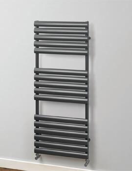 Rads 2 Rails Finsbury 500mm Wide Heated Towel Rail