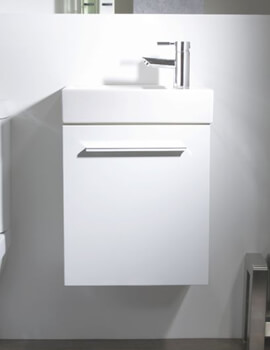 Tavistock Kobe Wall Mounted Unit With Basin 450mm Wide