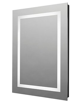 Tavistock Realm Illuminated LED Mirror 500 x 700mm