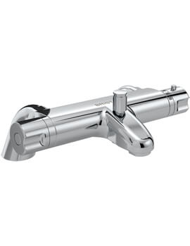 Assure Thermostatic TMV2 Bath Shower Mixer Tap