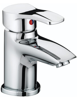 Capri Chrome Basin Mixer Tap