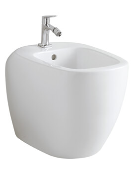 Geberit Citterio 360 x 560mm Back To Wall Floorstanding Bidet