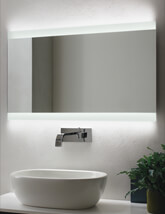 Bathroom Origins Skyline Backlit LED Mirror - BR.6080.027.S