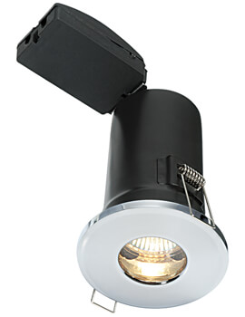 Shield Plus MV Fire Rated Downlighter
