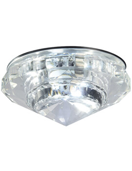Bathroom Origins Crystal LED Downlighter
