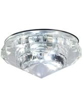 Bathroom Origins Crystal LED Downlighter