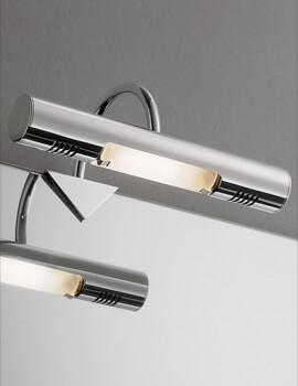 Bathroom Origins Giove Halogen Mirror Lamp