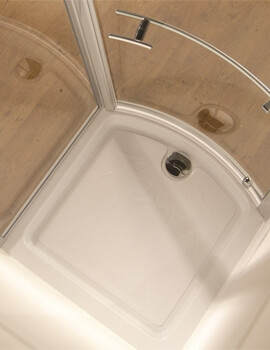 Kudos Concept Bow Front Shower Tray