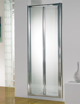 Kudos Original Bi-Fold Shower Door