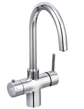 Bristan Gallery Rapid Boiling 3-In-1 Kitchen Sink Mixer Tap - GLL RAPSNK3 C