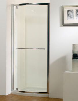 Kudos Original 1850mm High Bowed Pivot Door