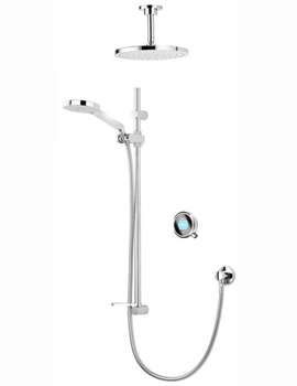 Q With Adjustable And Fixed Ceiling Heads - Gravity Pumped