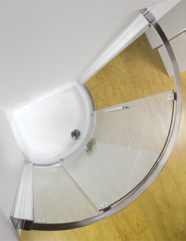 Original Offset Curved Slider Door