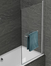 Kudos Inspire Single Panel Bathscreen