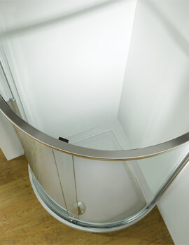 Original Curved Corner Sliding Door