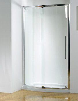 Kudos Original Bow Fronted Slider Door