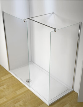 Kudos Ultimate Flat Panel Corner Shower Enclosure Pack