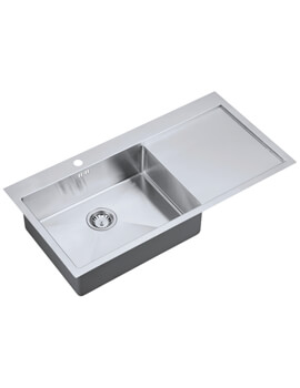 1810 Company Zenuno15 55 I-F 1 Bowl Kitchen Sink