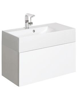 Bauhaus Elite 700mm Single Drawer Basin Unit