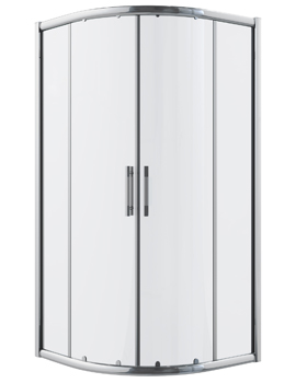 ES400 Offset Quadrant Shower Enclosure 1000 x 800mm