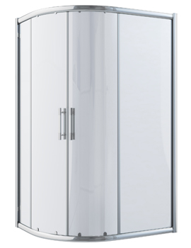 ES400 Quadrant Shower Enclosure 800 x 800mm - ES44700CP