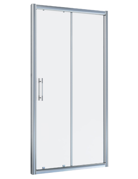 ES400 1900mm High Sliding Shower Door