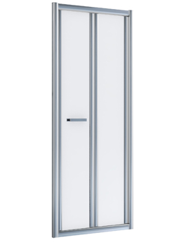 ES400 Bi-Fold Shower Enclosure Door 760mm - ES43200CP
