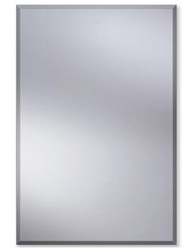 Bathroom Origins Belvoir 400mm Mirror - B006710