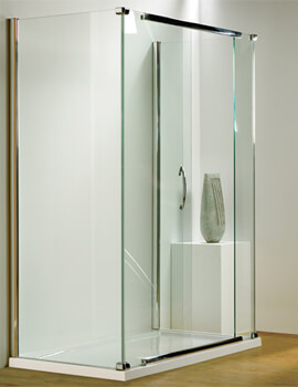 Kudos Infinite Straight Sliding Door - Side Access
