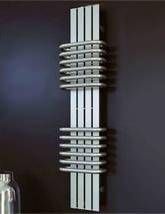 Aeon Bolero 300mm Wide Stainless Steel Designer Radiator