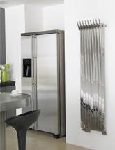 Aeon Clipper 1500mm High Stainless Steel Towel Rail