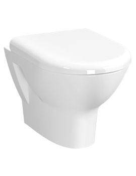 Zentrum Rim-Ex Wall Hung WC Pan