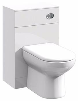 Alaska Back To Wall WC Furniture Unit 500 x 300mm
