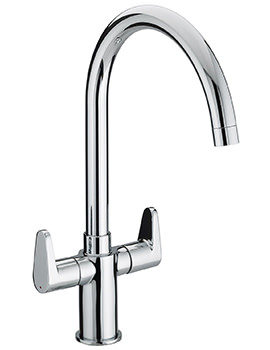 Quest Kitchen Sink Mixer Tap