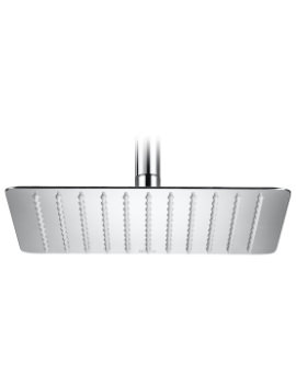 Raindream Extraslim Square Shower Head 250mm