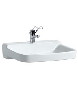 Laufen Pro Liberty 650mm Washbasin With One Tap Hole