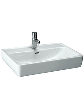 Pro A 550 x 480mm Basin With Ground Base
