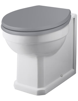 Bayswater Fitzroy 520mm Back To Wall Pan