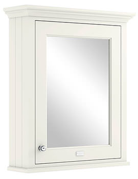 Bayswater 600mm Wall Mounted Mirror Cabinet
