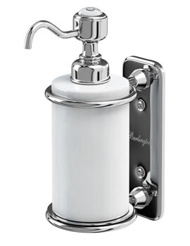 Wall Mounted Single Soap Dispenser