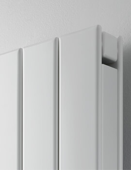 MHS Rads 2 Rails Primrose 1800mm High Double Panel Vertical Radiator