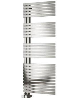 Entice 500 x 770mm Stainless Steel Designer Radiator