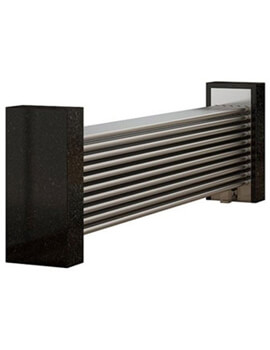 Reina Marinox 1200 x 500mm Designer Radiator 50 Tube - More Width Sizes Available