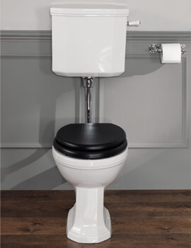 Empire Low Level WC Pan With Cistern