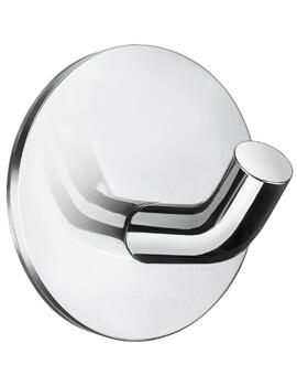 Smedbo Sideline Chrome Adhesive Hook